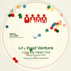 Image for 'I Cut my Heart Out (Craig Richards Edit) / I'm not Ready'