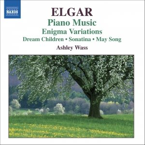 Image for 'ELGAR: Piano Music'