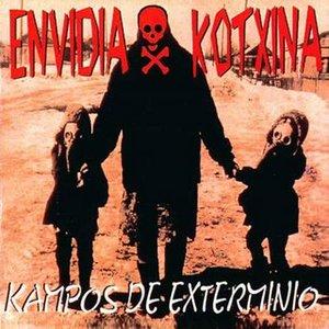 Image for 'Kampos de Exterminio'