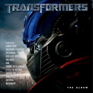 Image for 'Transformers - The Album'