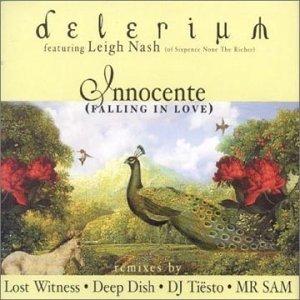 Bild für 'Innocente (Falling In Love) (Disc Two) EP'