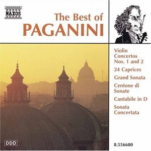 Image for 'The Best of Paganini'