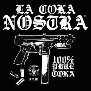 """100% Pure Coka EP""的封面"