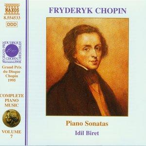 Image for 'Complete Piano Music, Volume 7: Piano Sonatas (piano: Idil Biret)'