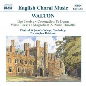 Image for 'WALTON: The Twelve / Coronation Te Deum / Missa Brevis'
