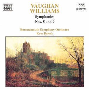 Image for 'Vaughan Williams: Symphonies Nos. 5 and 9'