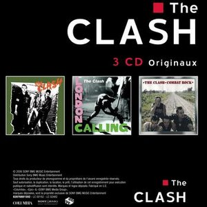 Image for 'London Calling / The Clash (US Version) / Combat Rock'