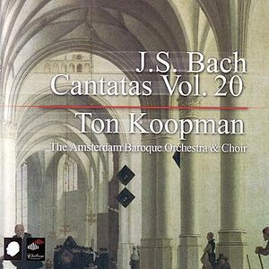 Image for 'J.S. Bach Cantatas Vol. 20'