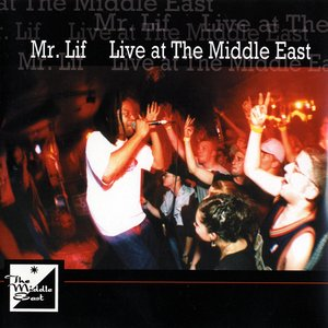 Image for 'Live at the Middle East'