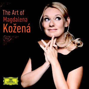 Image for 'The Art Of Magdalena Kozená'