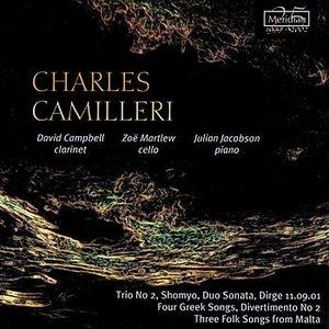 Image for 'Camilleri: Four Greek Songs, Trio No.2, Shomyo, etc.'