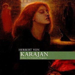 Image for 'Herbert von Karajan ~ Brahms- Ein Deutsches Requiem'