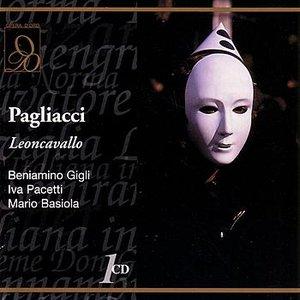 Bild für 'Pagliacci'