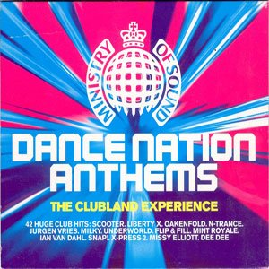 Image for 'Ministry of Sound: Dance Nation Anthems (disc 2)'