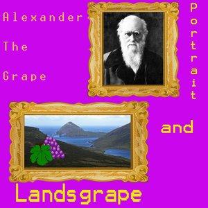 Image for 'Portrait and Landsgrape'
