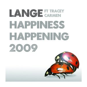 """Happiness Happening 2009""的封面"