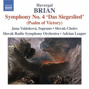 Image for 'BRIAN: Symphonies Nos. 4 and 12'