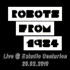 Image for 'Live @ Estúdio Centurion'