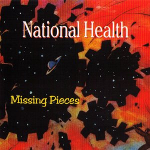 Image for 'Missing Pieces'