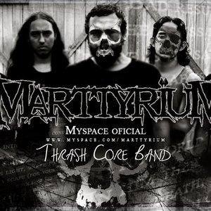 Image for 'Marttyrium'