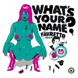 Image for 'What's Your Name?'