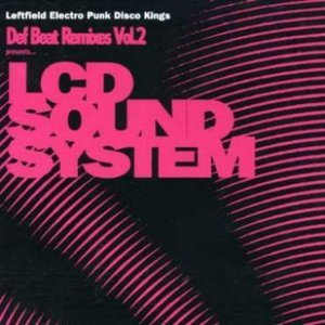 Image for 'Def Beat Remixes, Volume 2: LCD Soundsystem'
