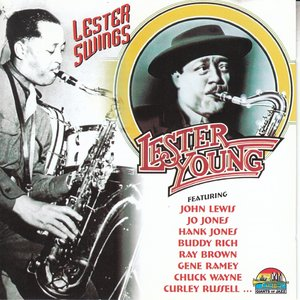 Image for 'Lester Swings (Giants of Jazz)'