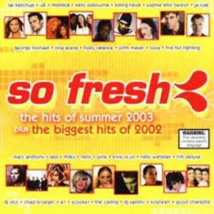 Image for 'So Fresh: The Hits of Summer 2003 Plus the Biggest Hits of 2002'