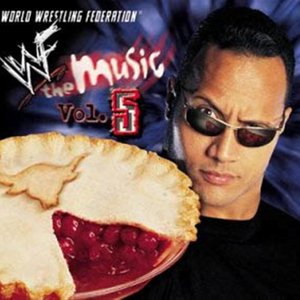 Image for 'Wwe - the Music - Vol 5'
