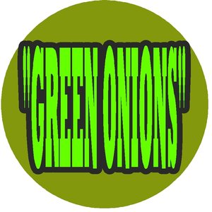 Image pour 'Green Onions - Coverversion'