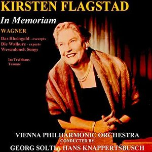 Image for 'Wessendonck Songs: Träume (feat. Vienna Philharmonic Orchestra, Claire Watson)'