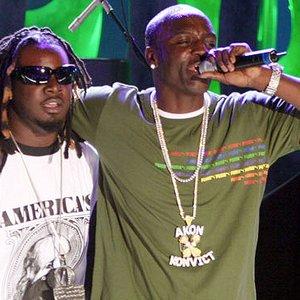 Bild för 'T-Pain featuring Akon'