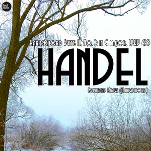 Image for 'Handel: Harpsichord Suite II, No. 2 in G major, HWV 435'