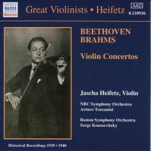 Image for 'I. Allegro non troppo (cadenza: Auer-Heifetz)'