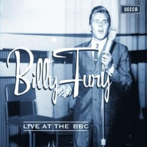 Image for 'Billy Fury - Live At The BBC'