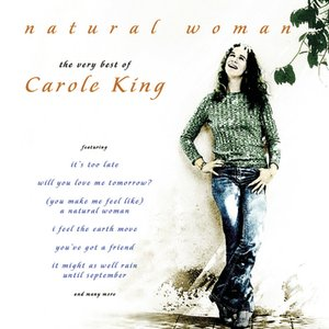 Image for 'NATURAL WOMAN - THE VERY BEST OF CAROLE KING'