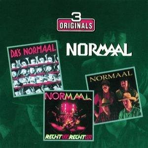 Image for '3 Originals/Da's Normaal - Rechttoe Rechtan - HALVU'