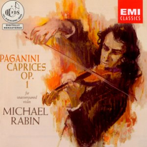 Image for 'FDS - 24 Caprices for Solo Violin, Op. 1'