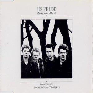 Immagine per 'Pride (In the Name of Love)'