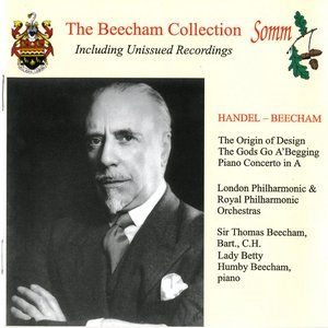 Image for 'The Beecham Collection: Handel & Beecham'