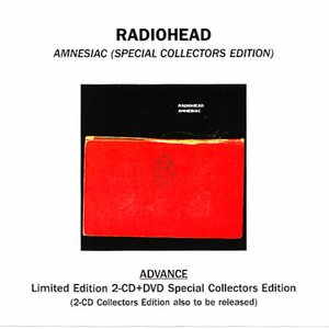 Image for 'Amnesiac (Special Collectors Edition)'
