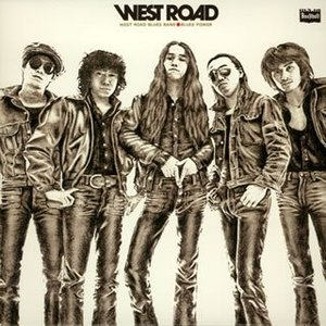 Image for 'West Road Blues Band'