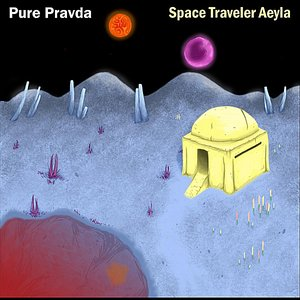 Image for 'Space Traveler Aeyla'