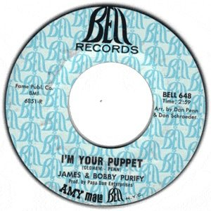 Image for 'I'm Your Puppet / So Many Reasons'