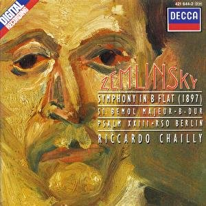 Imagem de 'Zemlinsky: Symphony No.2 in B flat / Psalm 23'