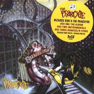 Image for 'Bizarre Ride II the Pharcyde: Expanded Edition'