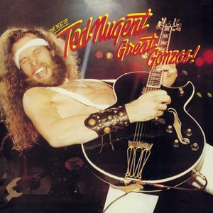 Image pour 'Great Gonzos! The Best Of Ted Nugent'