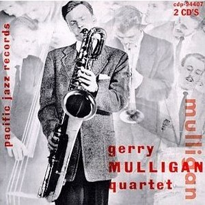 Image for 'Gerry Mulligan: The Original Quartet With Chet Baker'