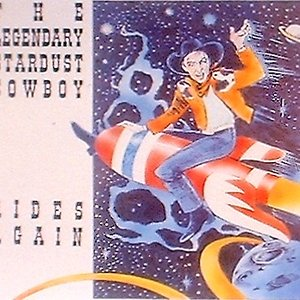 Imagem de 'The legendary stardust cowboy rides again'