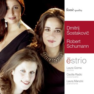 Image for 'Trio in fa maggiore n. 2 op. 80 : IV. Nicht zu rasch'